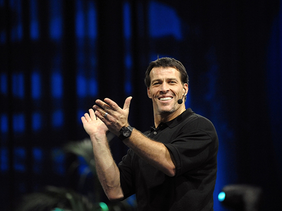 The Ultimate Human Resource, Tony Robbins