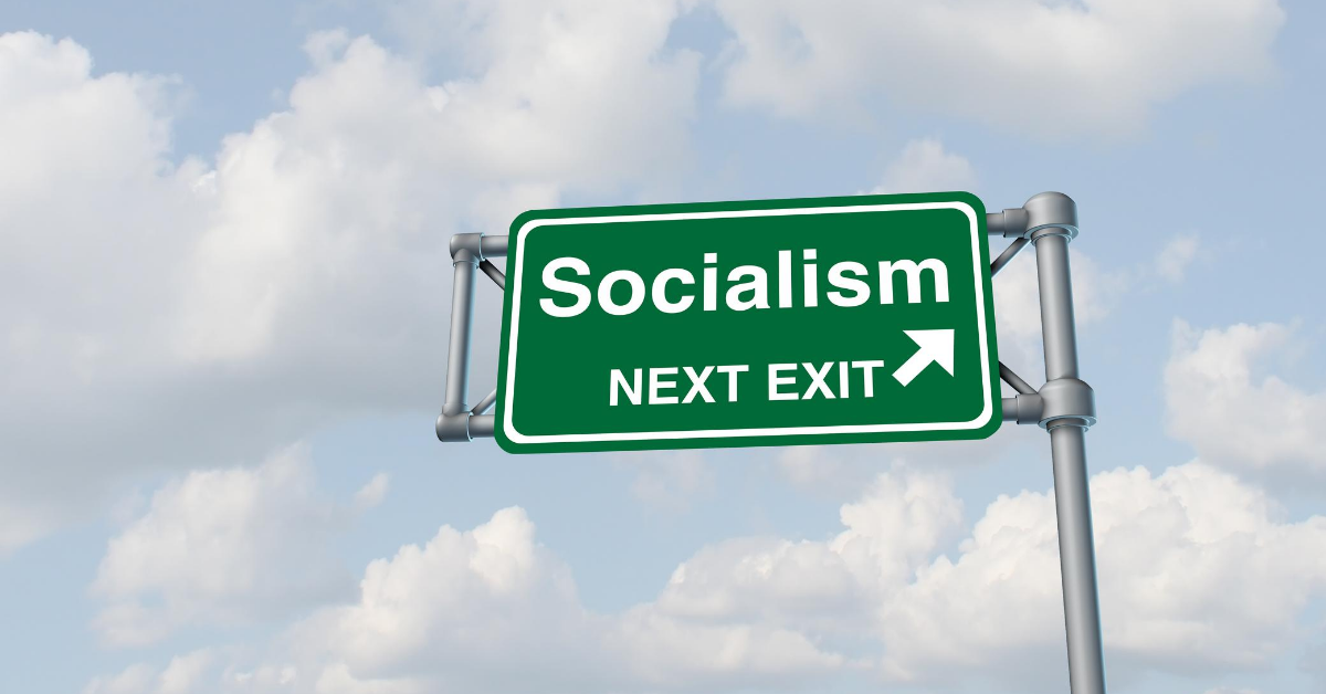 Why The President's Plan Is Socialism